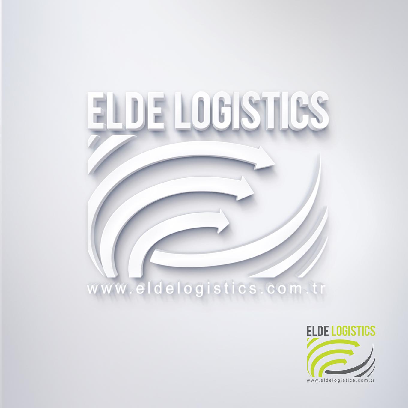 elde-logistics-logo-tasarimi